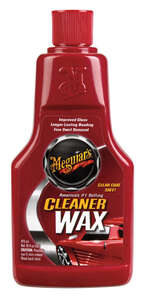 Meguiar's  Cleaner Wax  Liquid  Automobile Wax  16 oz. For A Non-Abrasive Shine