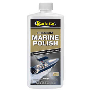 Star Brite  Marine Polish with PTEF  Liquid  16 oz