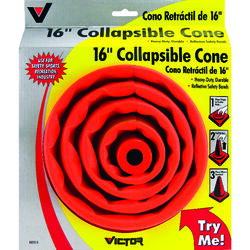 Victor  1 pc. Collapsible Sport/Safety Cone