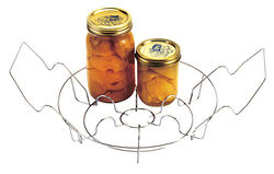 Norpro Regular Mouth Canning Rack 7 qt. 1 pk