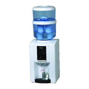 Avanti  5 gallon  Water Dispenser  Plastic  White