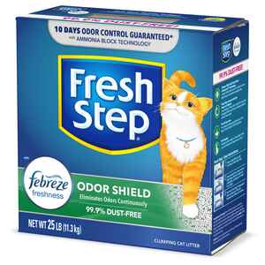 Fresh Step  Fresh and Clean Scent Cat Litter  25 lb.