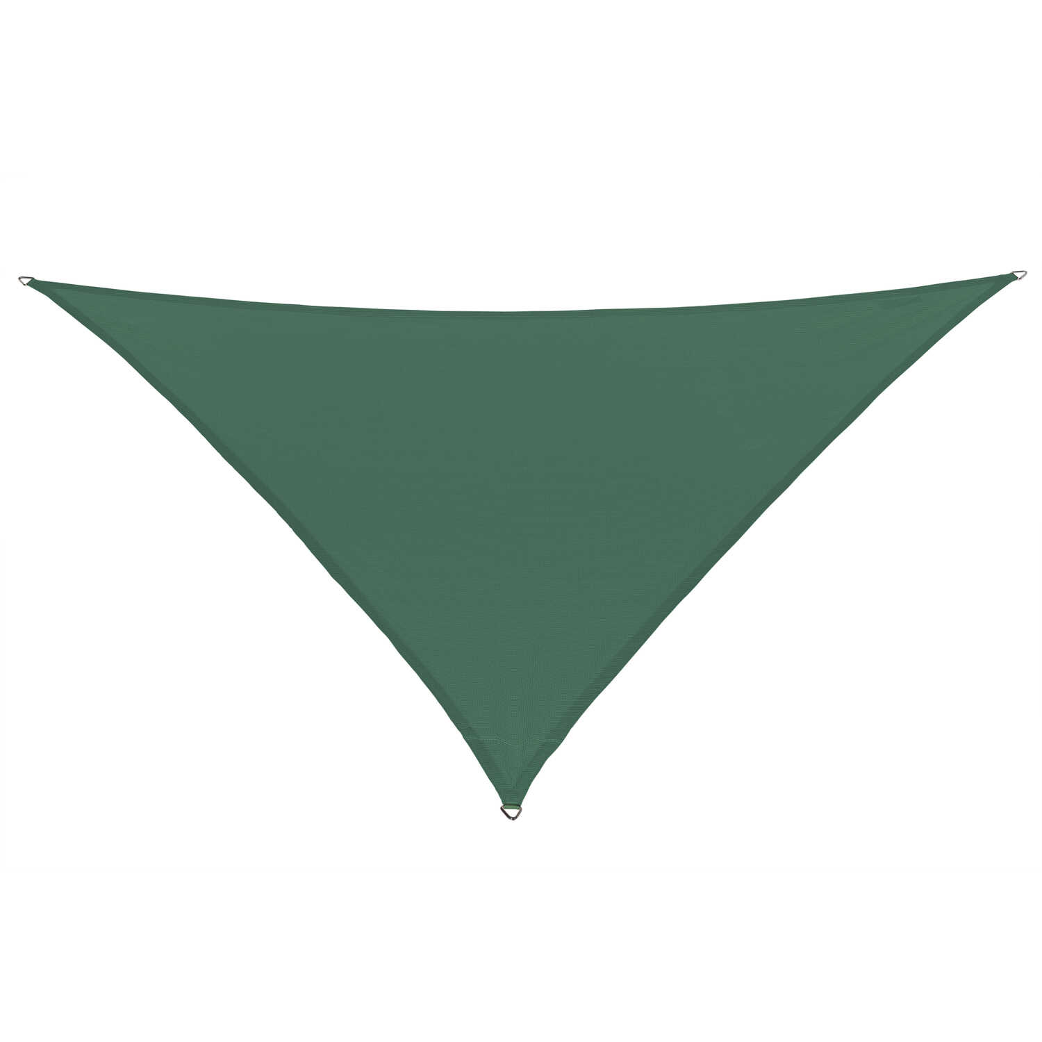 Coolaroo  Fabric  Triangle Shade Sail Canopy  12 ft. W x 12 ft. L