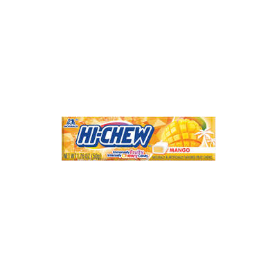 HI-CHEW  Mango  Candy  1.76 oz.