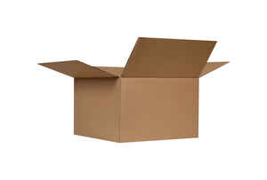 Ace  12 in. H x 24 in. W x 14 in. L Cardboard  Corrgugated Box  1 pk