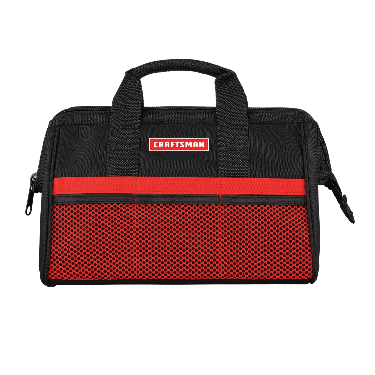 New Craftsman 13 inch tool bag Large Mouth 37535  FREE PRIORITY  SHIPPING .