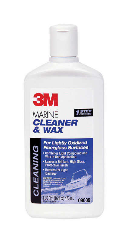 3M  Liquid  CleanerWax