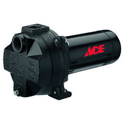 Ace  2 hp 32 gph Cast Iron  Sprinkler Pump