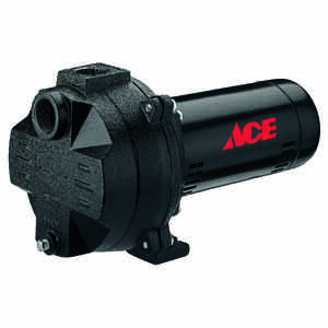 Ace  Cast Iron  Sprinkler Pump  2 hp 32  230 volts