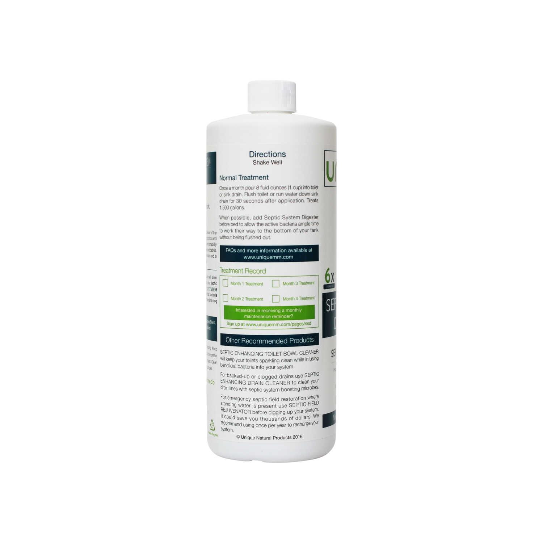 Unique Drain & Septic Liquid Septic System Digester 32 oz