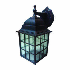 Westinghouse  Patina  Switch  LED  Lantern Fixture