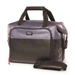 Igloo  Snapdown  Cooler Bag  36 can capacity Black/Gray