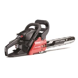Craftsman S185 18 in. 42 cc Gas Chainsaw