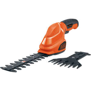 Black and Decker  Battery  Garden Trimmer