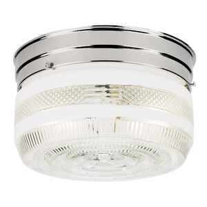 Westinghouse  8-3/4 in. W x 8.75 in. L x 5-1/4 in. H Ceiling Light
