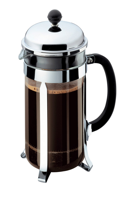 Bodum  34 oz. French Press  Silver