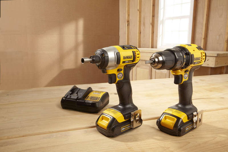DeWalt  2 tools 20 volts Combo Kit  Cordless