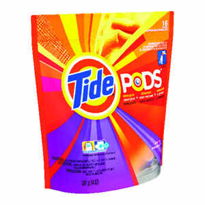 Tide  Spring Meadow Scent Laundry Detergent  Pod  16 pk