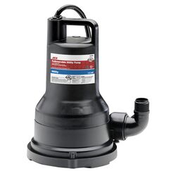 Ace  Wayne  Thermoplastic  Utility Pump  1/2 hp