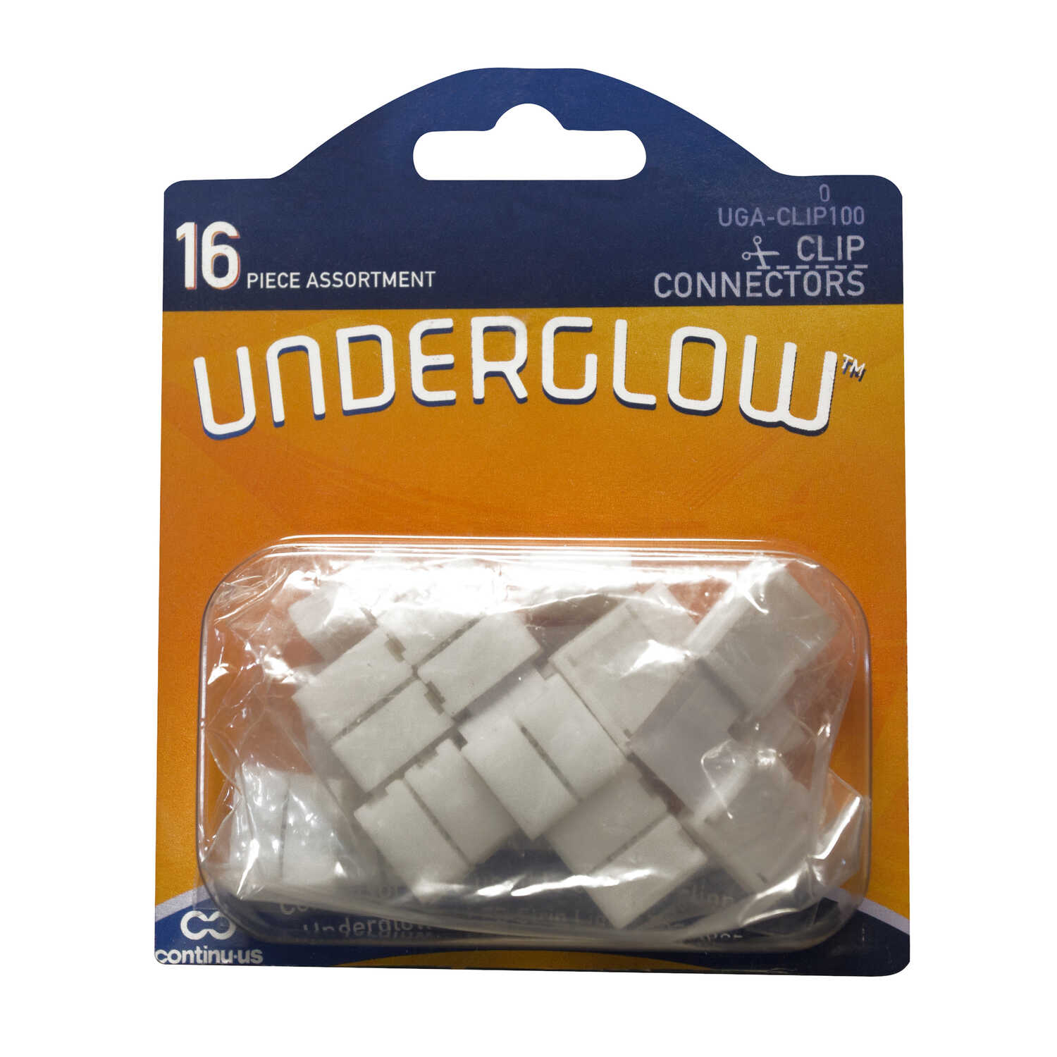 Continu-us  Underglow  White  Plug-In  Extension Kit  LED