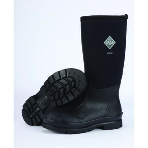 The Original Muck Boot Company  Chore Hi  Men's  Boots  8 US  Black
