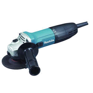 Makita  4-1/2 in. in. 120 volt 6 amps Corded  Small  Angle Grinder  11000 rpm