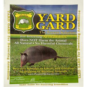 Yard Gard Animal Repellent Granules For Armadillos 20 lb