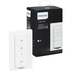 Philips  Hue  White  WiFi Smart  Dimmer Switch  1 pk