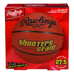 Rawlings Shooters Seam Brown Indoor and Outdoor Basketball