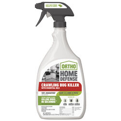 Ortho  Home Defense  Liquid  Crawling Insect Killer  24 oz.
