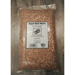 Hazel Shell Mulch  Natural  Mulch  1.5 cu. ft.