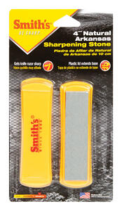 Smith's  4 in. L Arkansas  Sharpening Stone  1,200 Grit 1 pc.