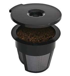 Medelco  1 cup cups Basket  Coffee Filter  2 pk