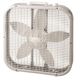 Lasko  21-3/4 in. H x 20 in. Dia. 3 speed Box Fan