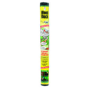 Easy Gardener  Weed Block  3 ft. W x 100 ft. L Landscape Fabric
