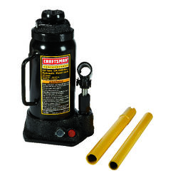 Craftsman  Hydraulic  Automotive Bottle Jack  12 ton
