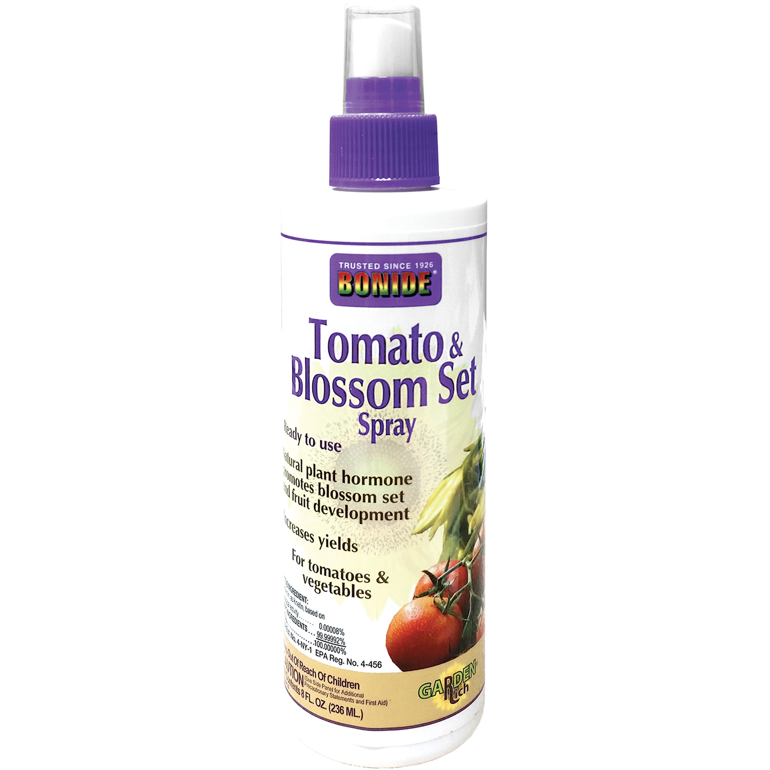 Bonide  Tomato & Blossom Set Spray  Liquid  Bud & Bloom Booster  8 oz.