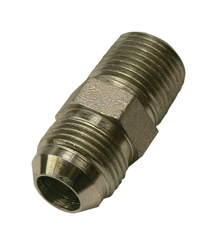 Universal  Steel  Hydraulic Adapter  3/4 in. Dia. x 3/4 in. Dia. 1