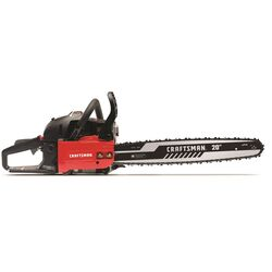 Craftsman  S205  20 in. 46 cc Gas  Chainsaw