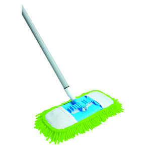 Quickie  11.5 in. W Dust  Mop