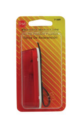 Peterson  Red  Oblong  Clearance/Side Marker  Light