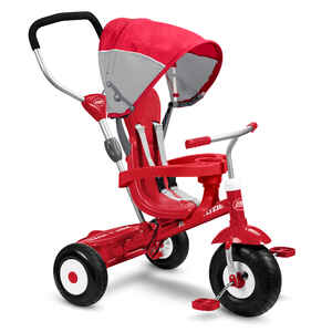 Radio Flyer  Unisex  10 in. Dia. Tricycle  Red