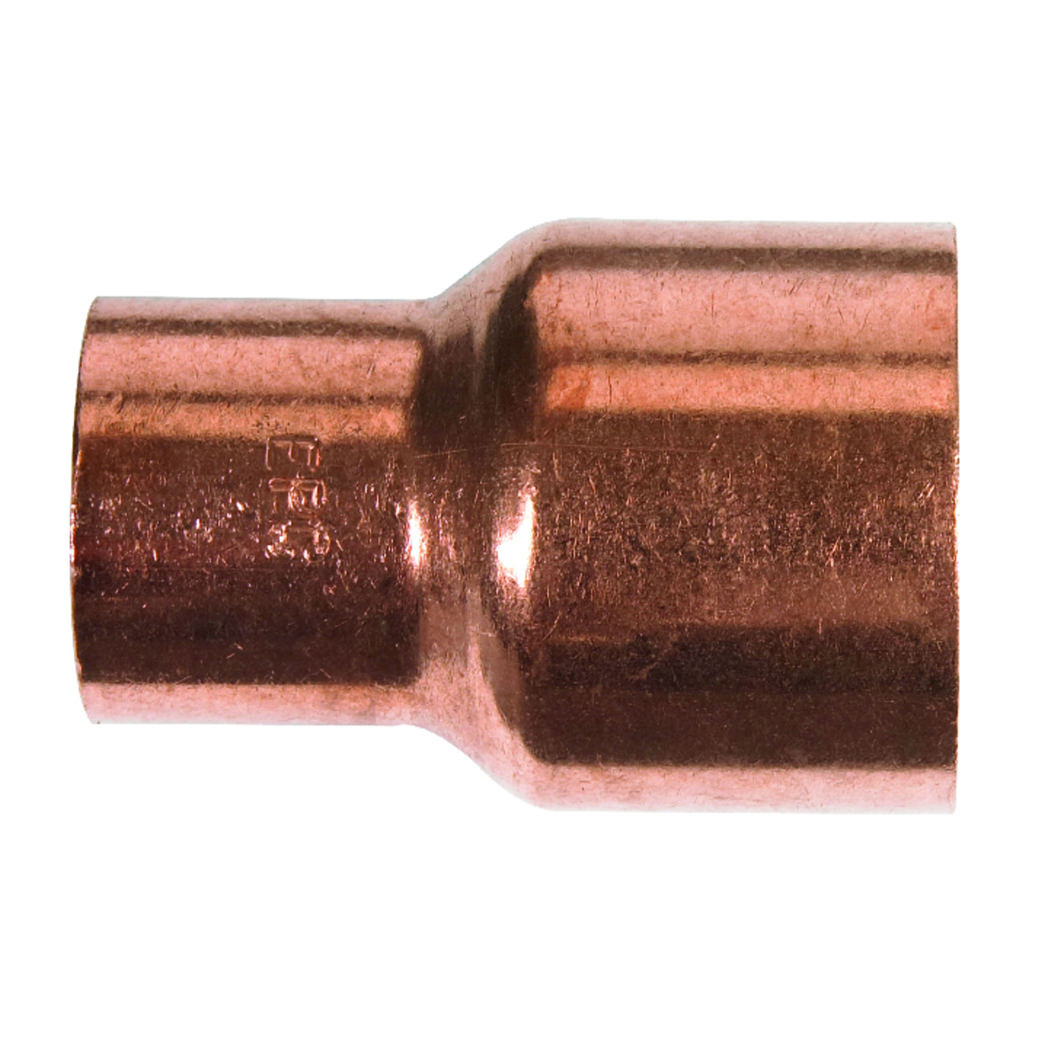 Elkhart  1 in. Sweat   x 3/4 in. Dia. Sweat  Copper  Reducing Coupling