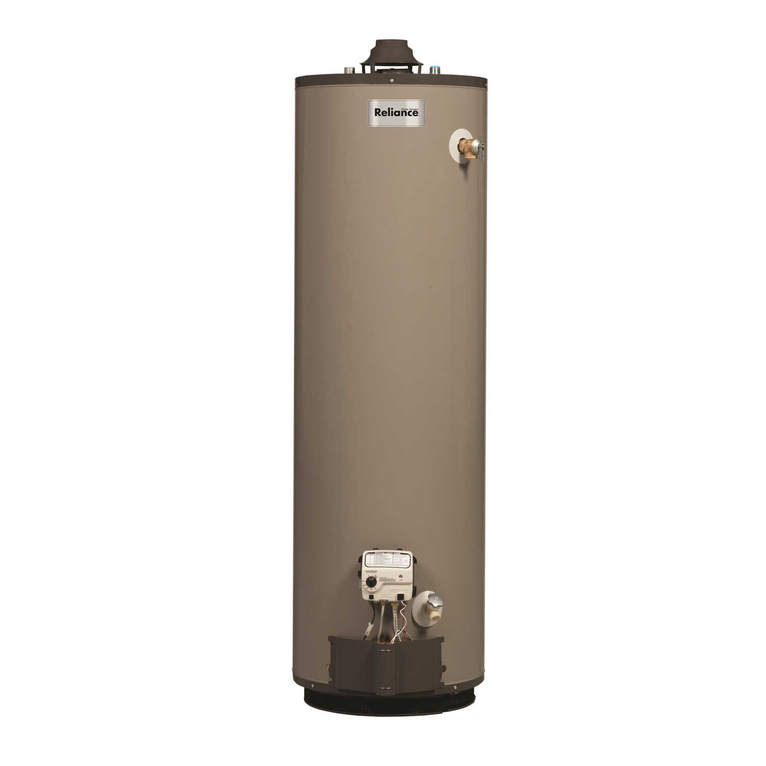 Reliance Natural Gas Water Heater 40 Gal Ace Hardware