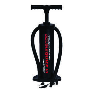 Intex  Black  Plastic  High Output Hand Pump