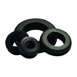 Gardner Bender  1/2 in. Dia. Flexible Vinyl Grommets  4 pk