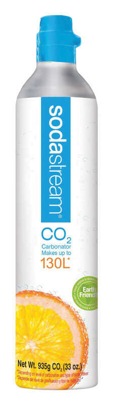 Sodastream  Clear  Carbonator Bottle  130 L