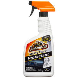 Armor All  Matte Finish  Plastic/Vinyl  Protectant  16 oz. Bottle