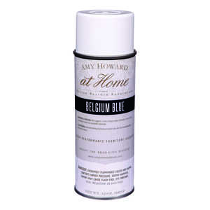 Amy Howard at Home  Gloss  High Performance Furniture Lacquer Spray  12 oz. Belgium Blue