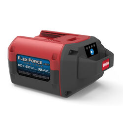 Toro Flex-Force L324 60 volt 6 Ah Lithium-Ion Battery Pack 1 pc.
